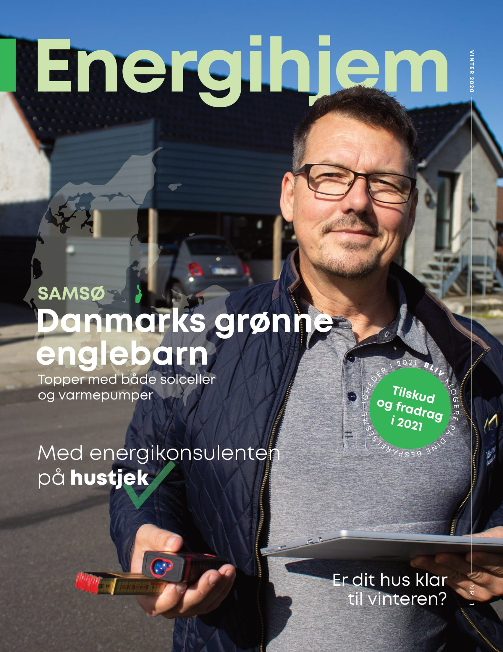 Magasinet Energihjem