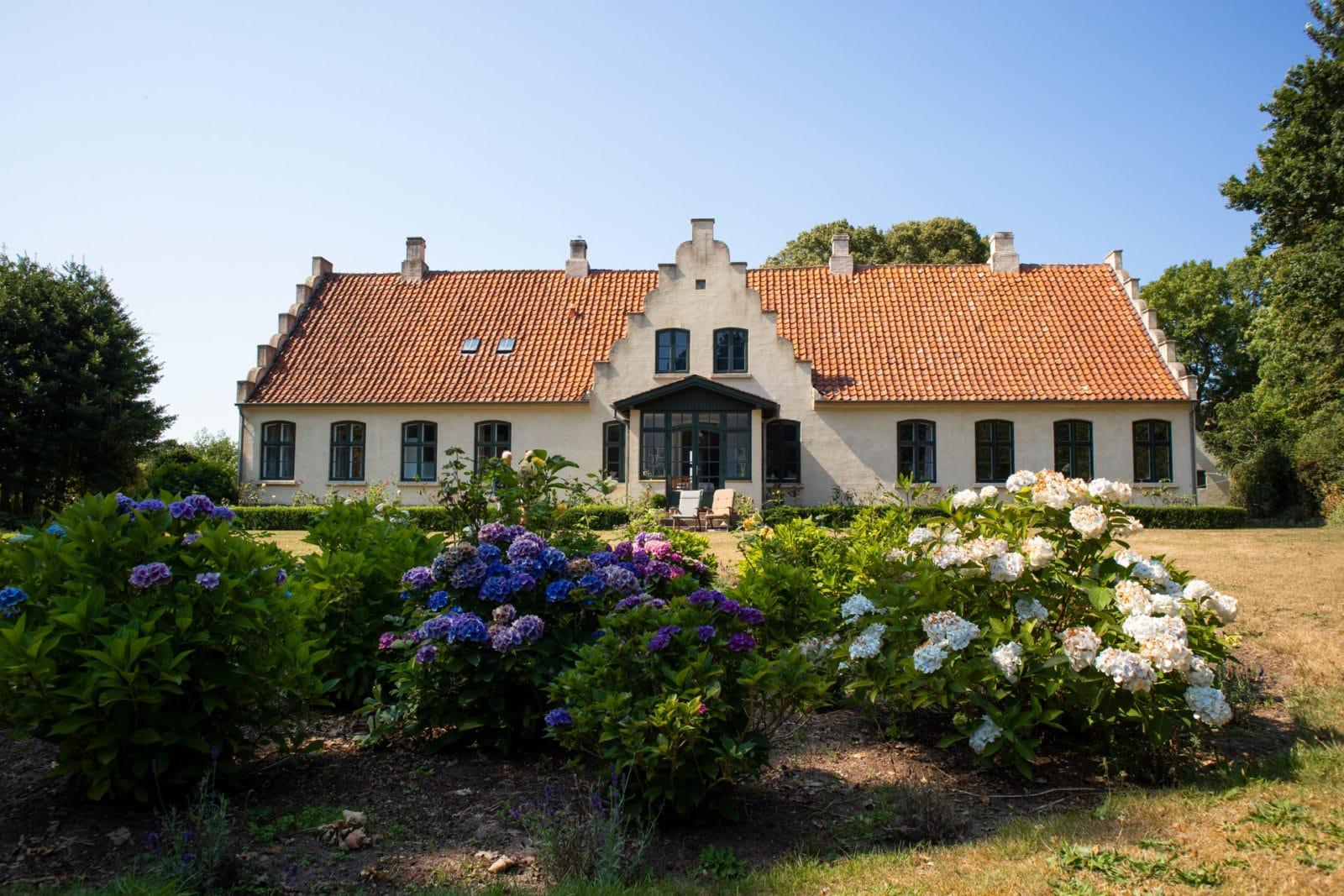 Præstegård, Onsbjerg