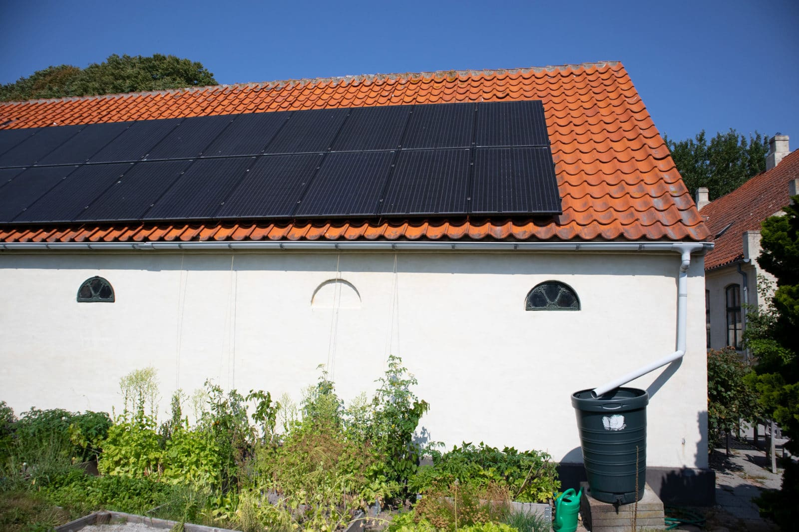 Solceller, Samsø
